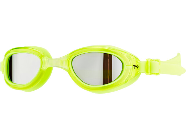 TYR Special Ops 2.0 Goggles Barn silver/yellow